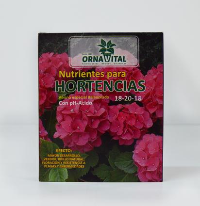 Nutrientes para hortencias vivero chaclacayo for Viveros frutales wikipedia
