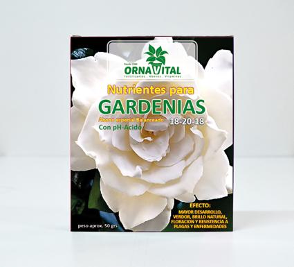 Nutrientes Para Gardenias