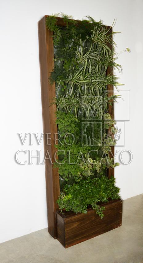 Jard n m vil vivero chaclacayo for Jardines verticales wikipedia