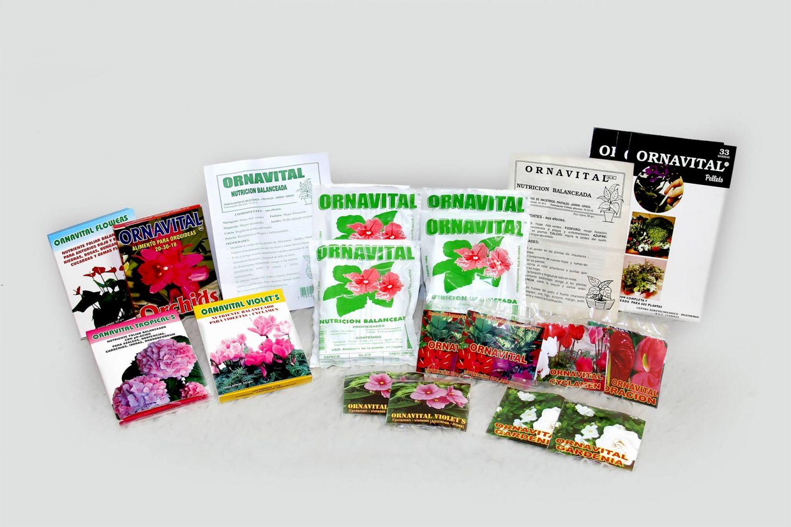 productos de fertilizantes