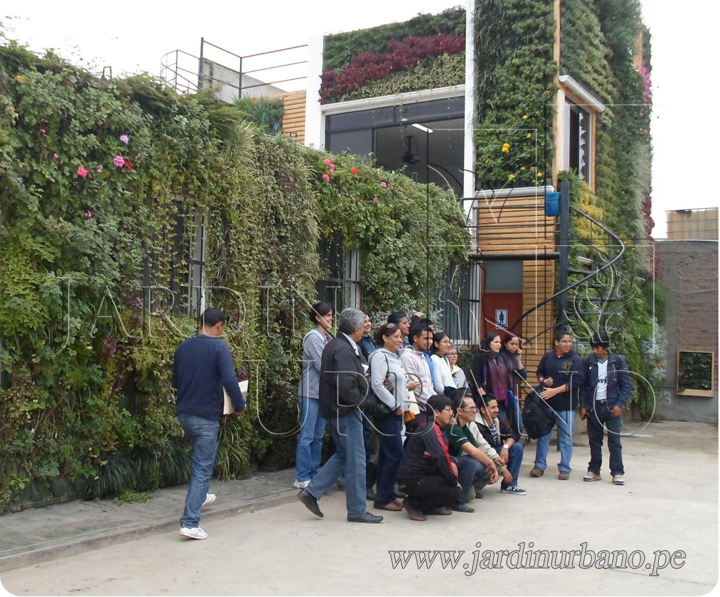 Importancia de las areas verdes en lima vivero chaclacayo for Jardines verticales lima